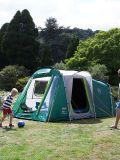 Wakacyjny namiot Coleman MacKenzie 4