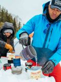 Ciepły posiłek zimą w górach - tylko Jetboil