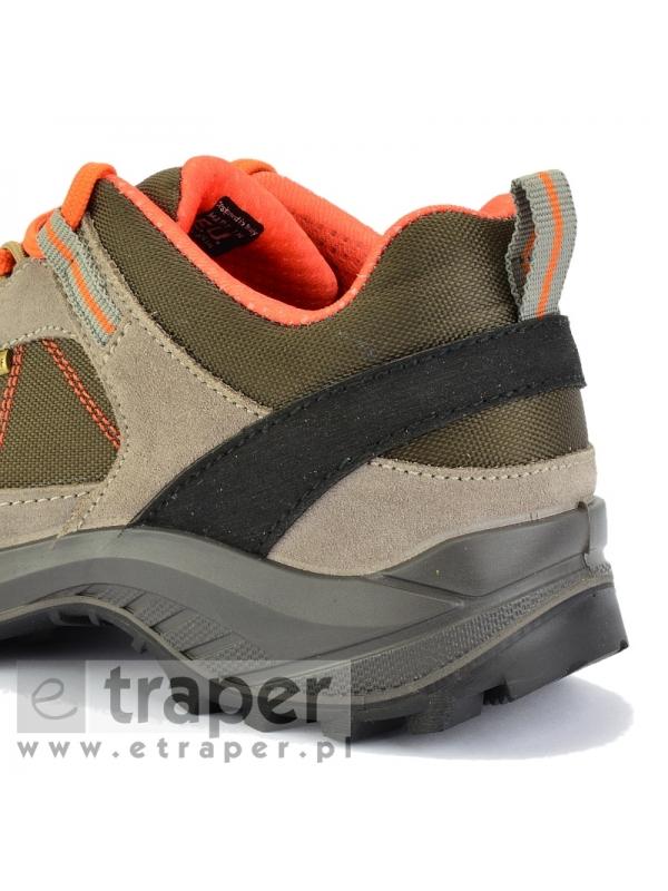 Niskie buty damskie Lytos Cosmic Jab 16 Zamsz Cordura