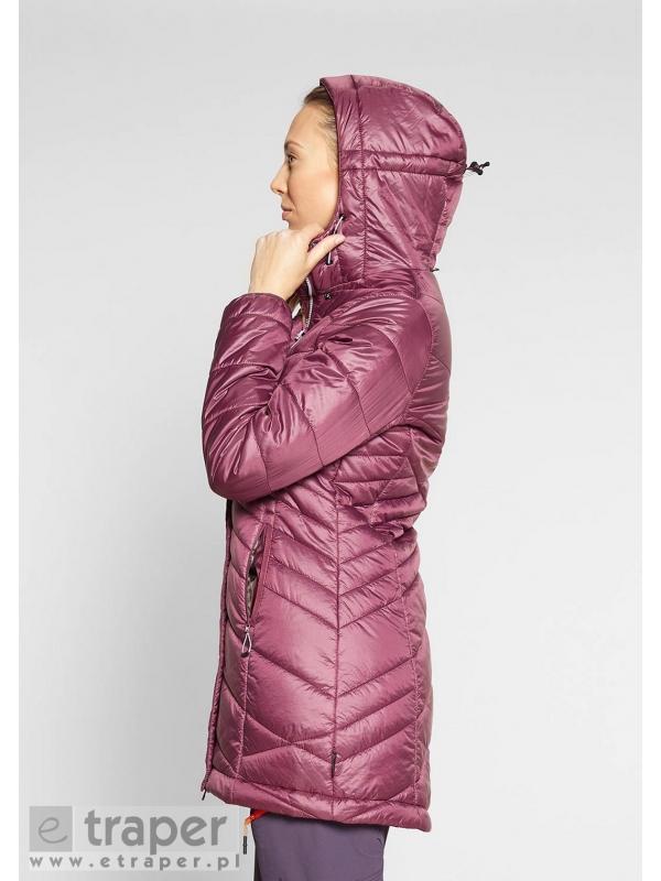 Zimowy płaszcz pikowany Berg Outdoor