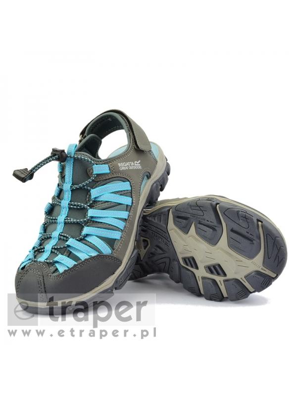 Niebieskie sandały damskie Regatta Eastshore RWF476 2UR