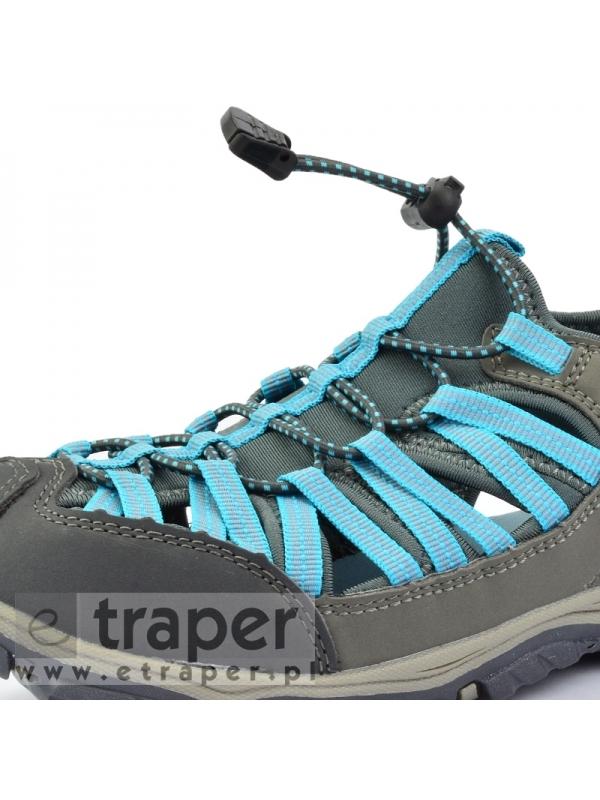 Sandały damskie z gumowym sznurowaniem Regatta Eastshore