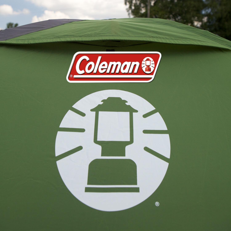 Coleman – Namiot turystyczny na miarę naszych czasów