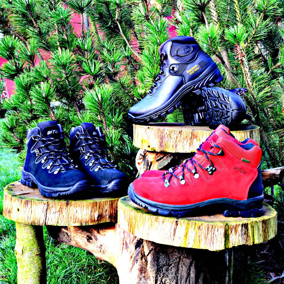 Buty trekkingowe Lytos - włosi potrafią to robić!