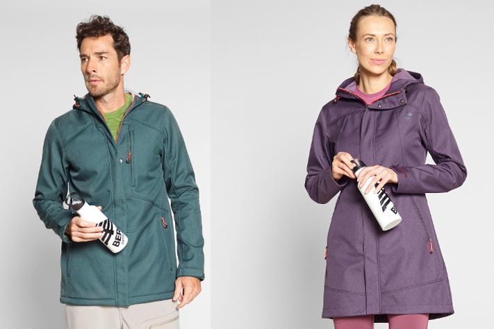 Stylowe płaszczyki lub przedłużane kurtki męskie w których duże możliwości techniczne łączą się ze świetną stylistyką. Prezentowane na zdjęciu kurtki Nagaland są tego doskonałym przykładem