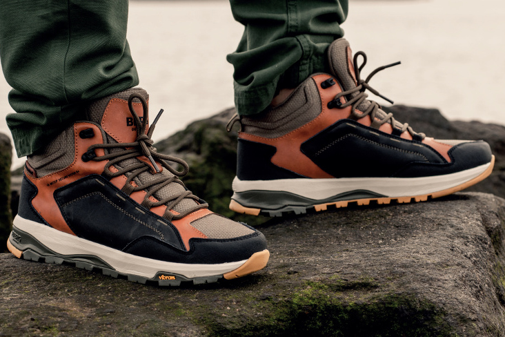 Quokka to model butów dla mężczyzn nie bojących się wyzwań. Długie, wielokilometrowe marsze to dla tych butów pestka