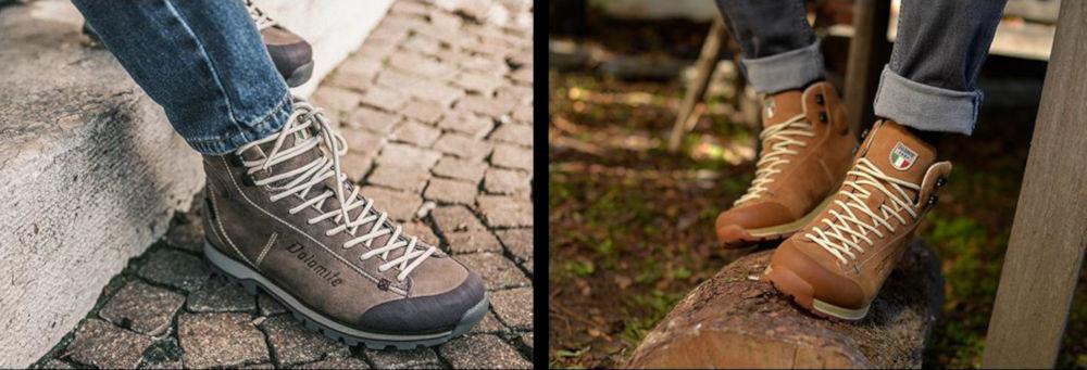 Duży wybór butów skórzanych Dolomite