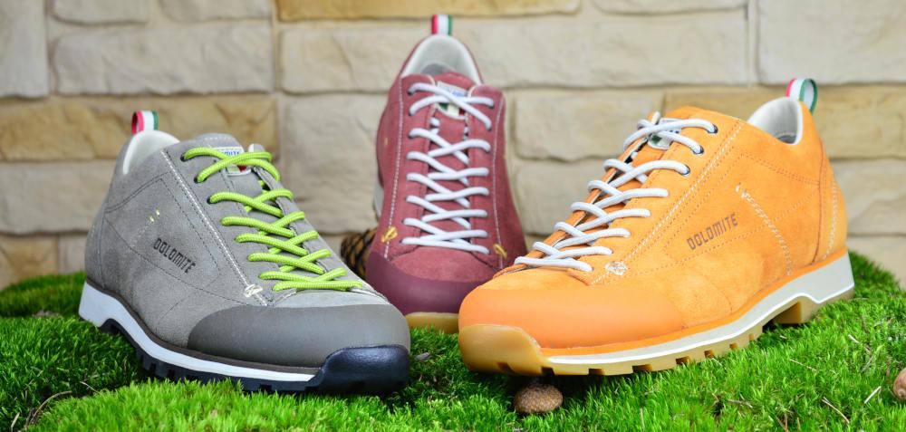 Nowe kolory butów Dolomite 54 Low