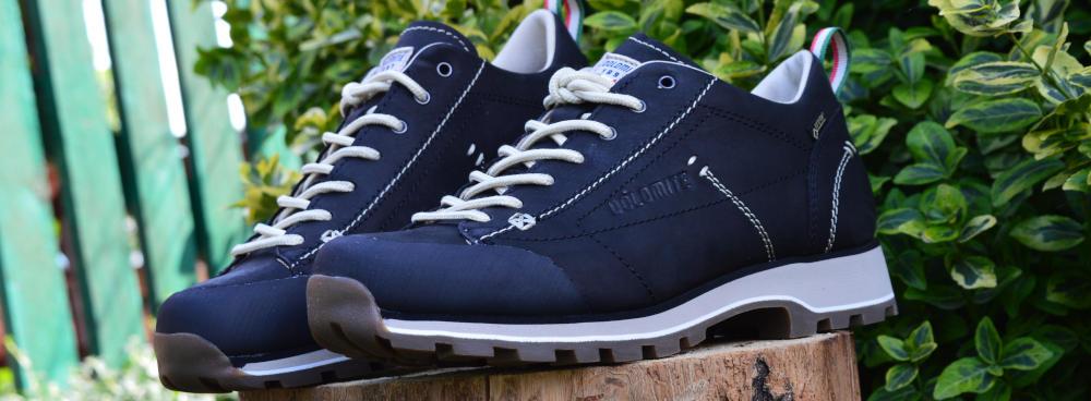 Damskie buty niskie Dolomite Cinquantaquattro Fg GTX