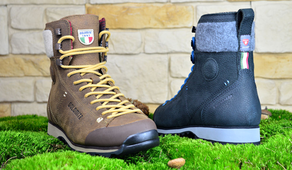 Ocieplane buty zimowe Dolomite Warm