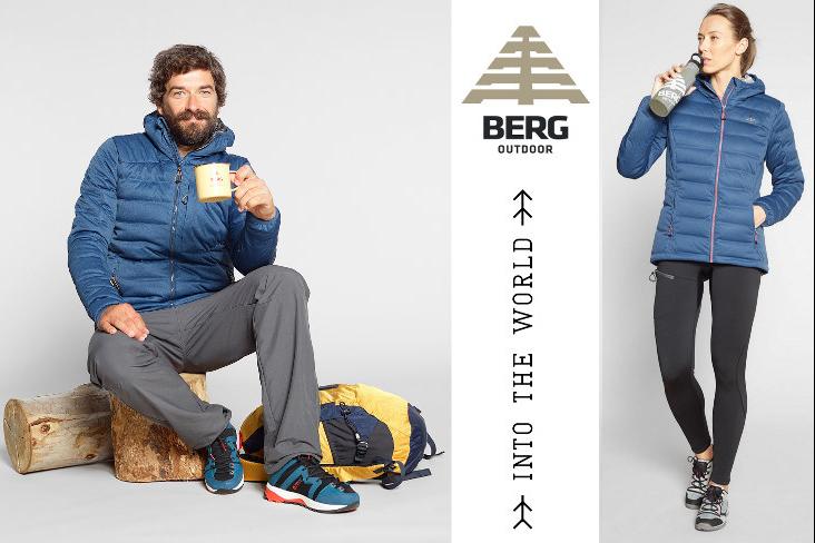 Kurtki puchowe Maddner marki Berg Outdoor to komfortowa odzież zimowa gwarantująca ciepło nawet w bardzo niskich temperaturach