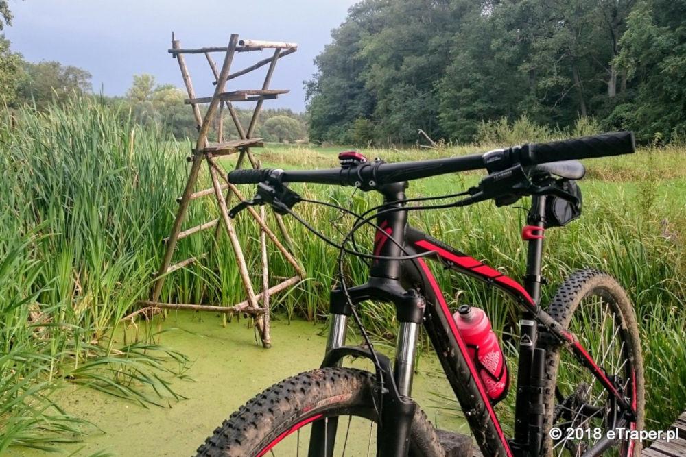 wyprawa rowerem niedaleko nowej soli