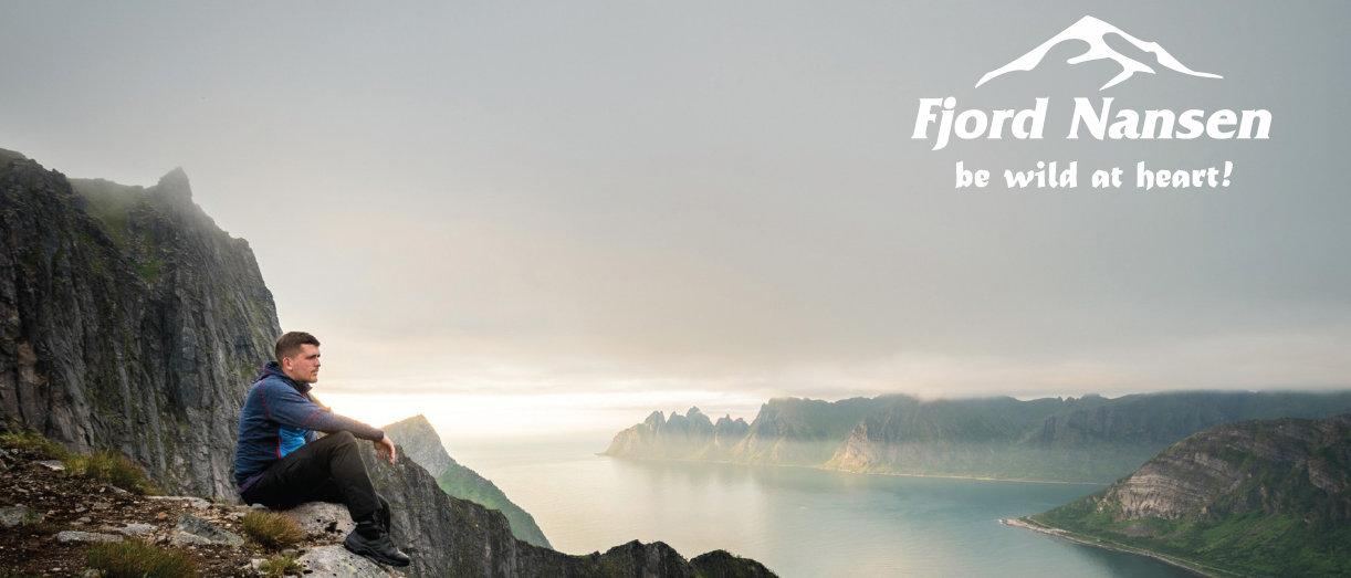 Marka sprzętu turystycznego Fjord Nansen
