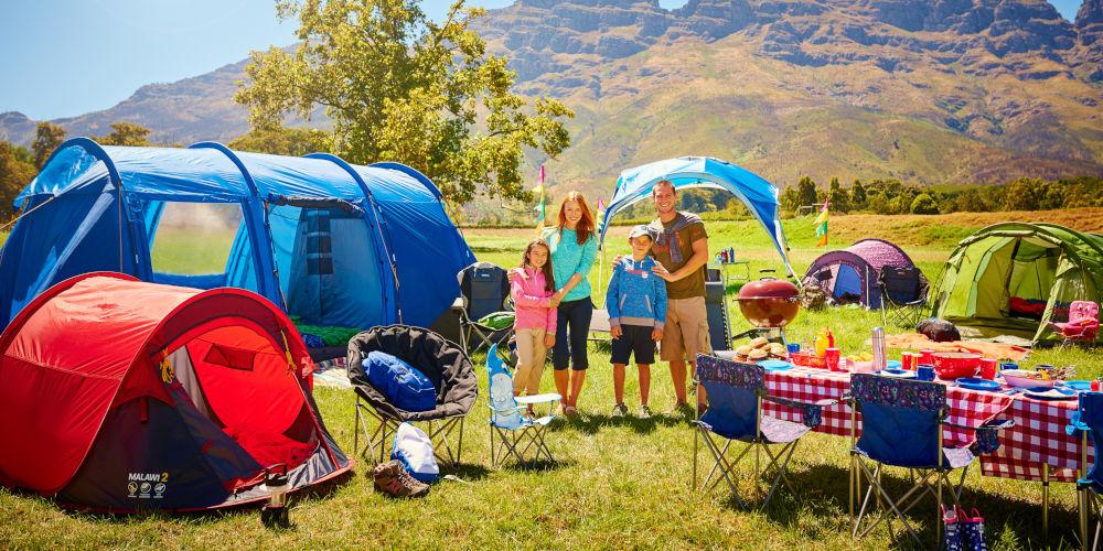 Oferta namiotów w dobrych cenach
