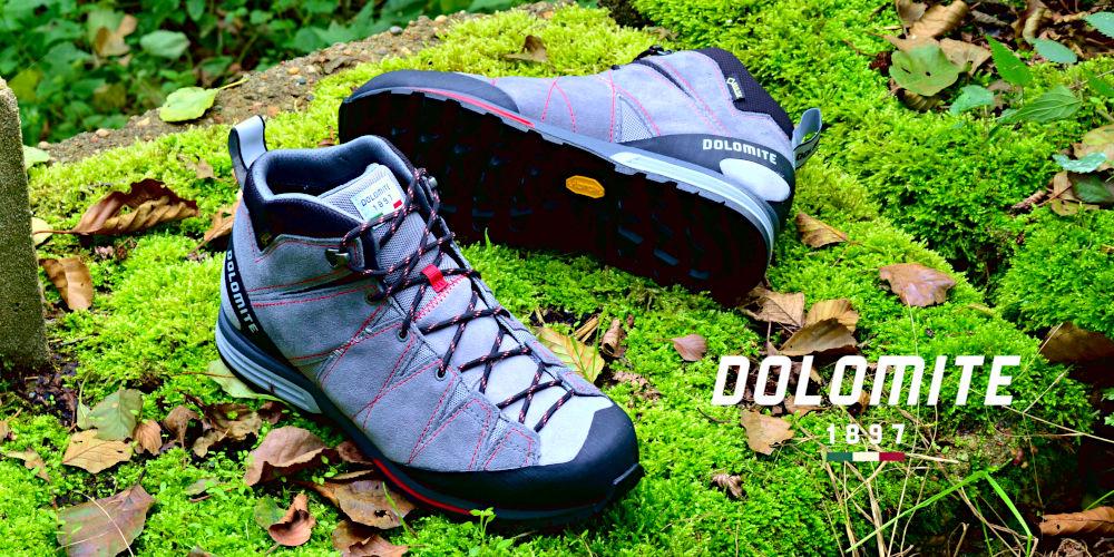 Buty ze średnią cholewką MID Dolomite Diagonal